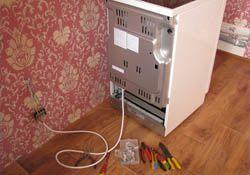 Подключение электроплиты. Междуреченские электрики.